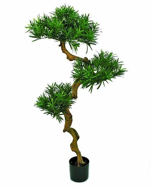 Producarpus träd, konstgjort, 135cm