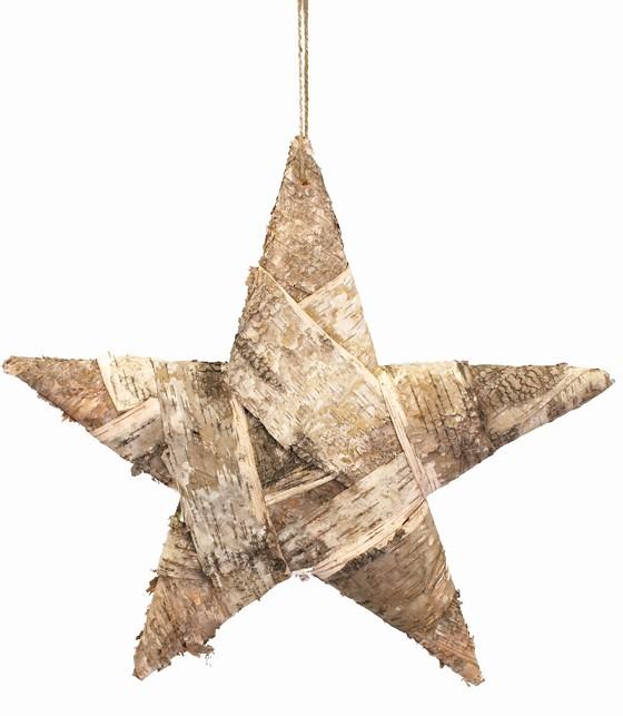 Stjärna i näver, liten