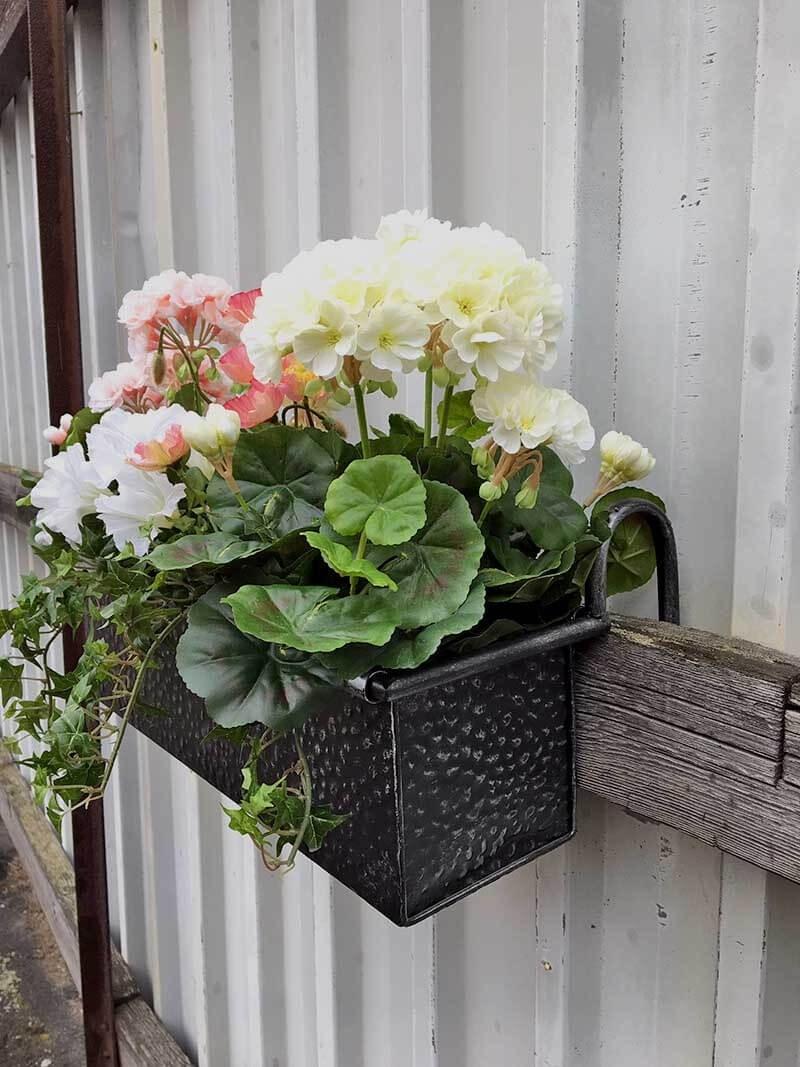 Blomlåda, stor