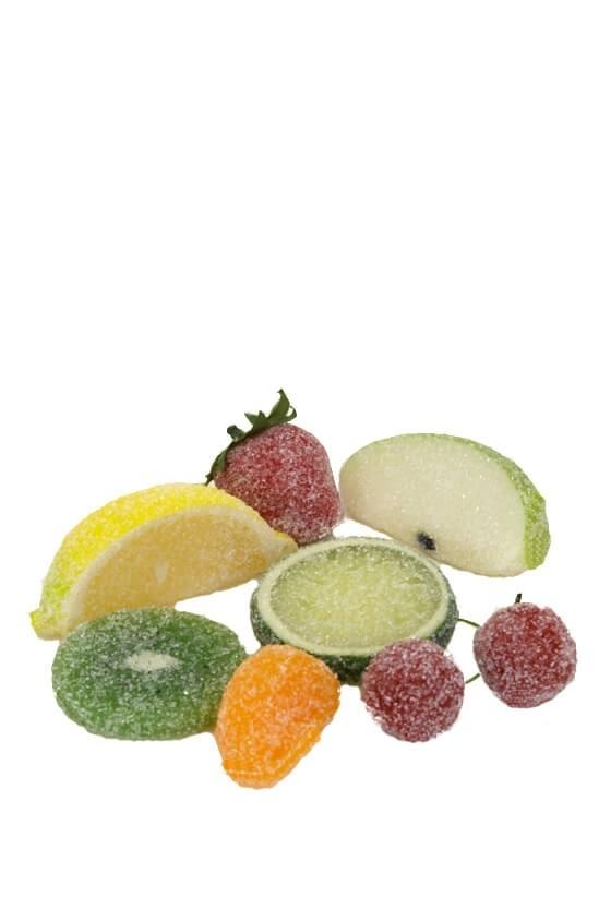Fruktmix, konstgjord