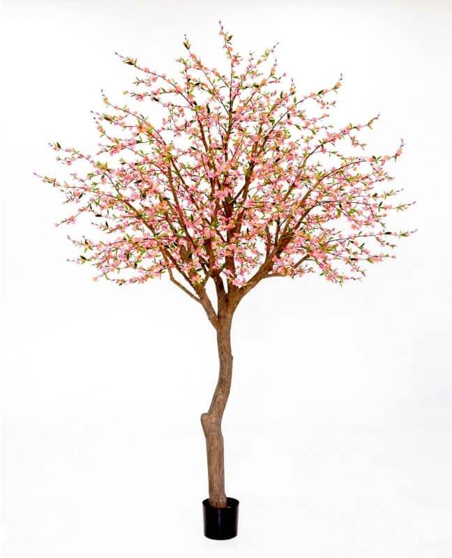 Körsbärsträd, konstgjort