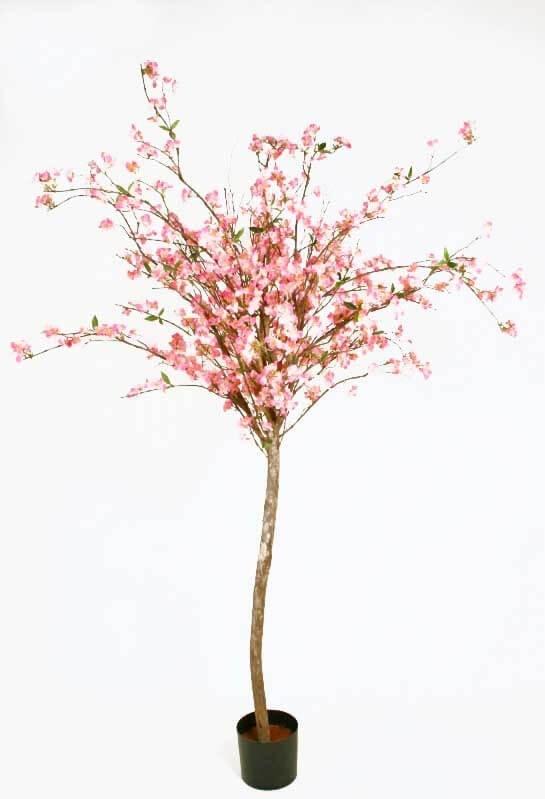Körsbärsblom, rosa, konstgjort