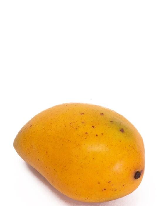 Mango, gul, konstgjord