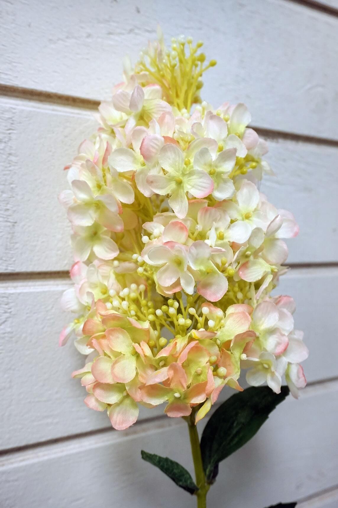Syrenhortensia, konstgjord blomma