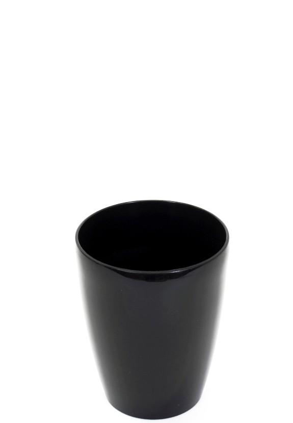 plastkruka, svart