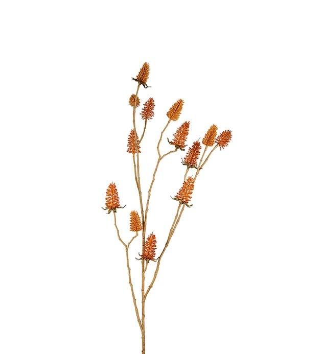Tistel, konstgjord kvist