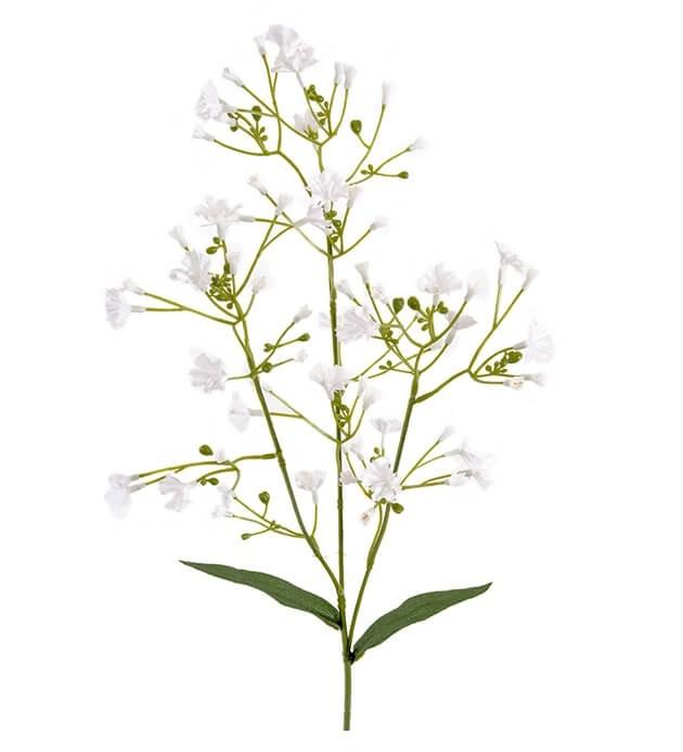 Brudslöja storblommig, konstgjord blomma