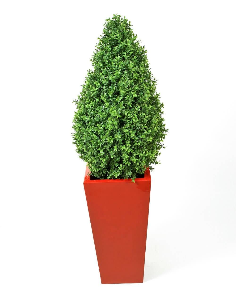 Buxbom, konstgjord växt