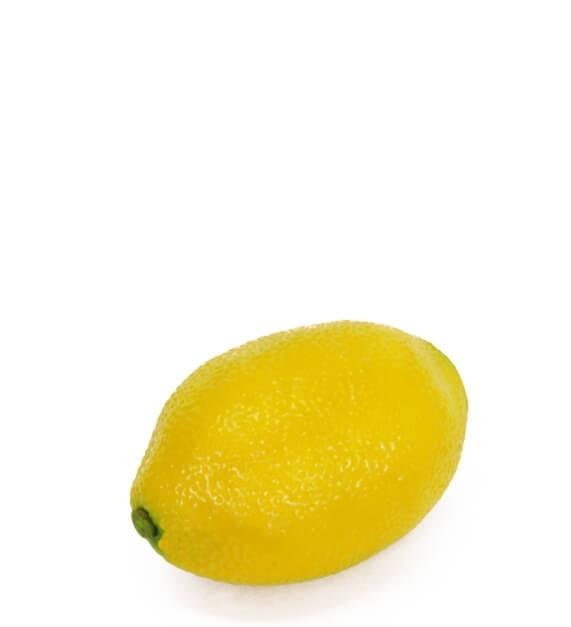 Citron, konstgjord