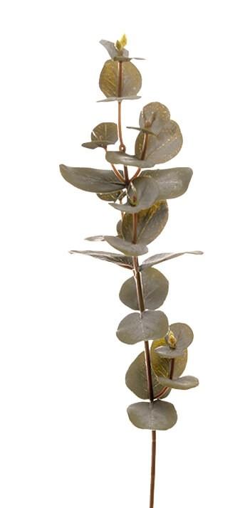 Eucalyptus, grön, konstgjord kvist