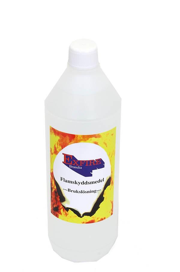 exfire brandskyddsmedel