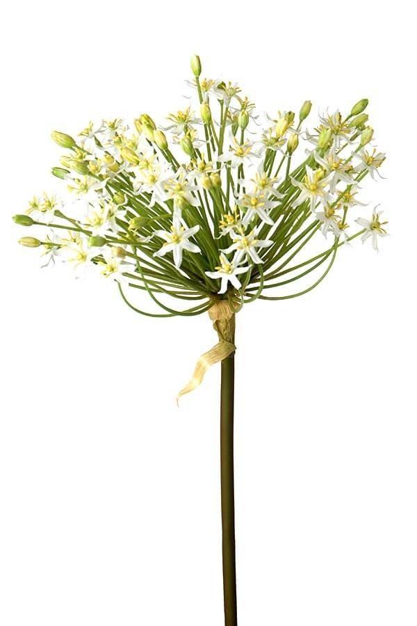 Allium, konstgjord blomma