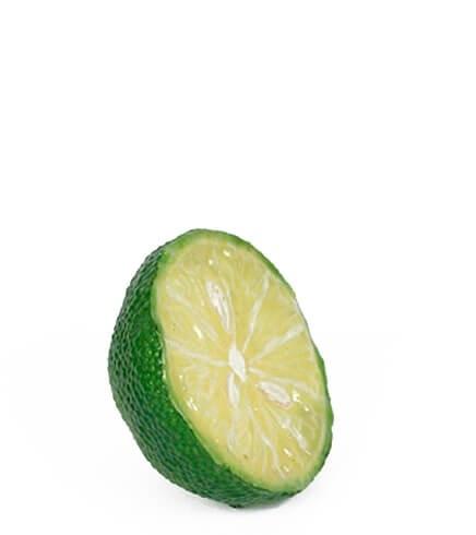 Lime, halva, konstgjord