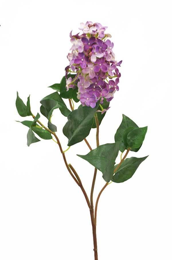 Syrén, lila, konstgjord blomma