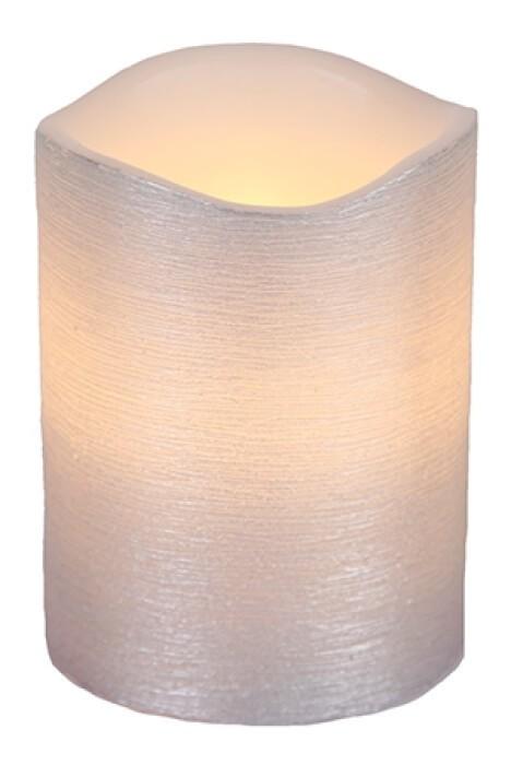 Vaxljus LED med timer