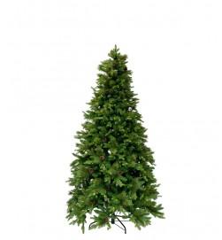 Julgran Storfjället, konstgjord gran med LED-belysning och dimmer