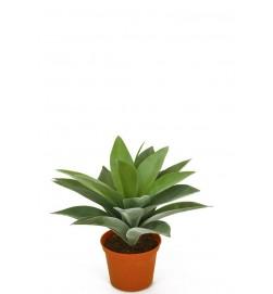 Agave, konstgjord krukväxt