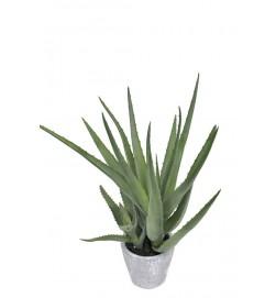 Aloe Vera, konstgjord krukväxt
