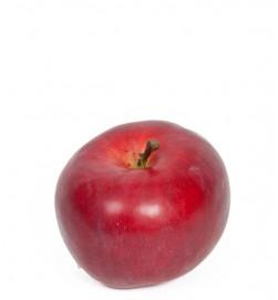 Äpple, rött, konstgjord frukt