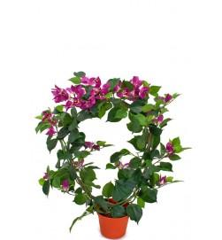 Bougainvillea, lila, konstgjord