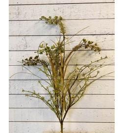 Bushgrass, konstgjort gräs