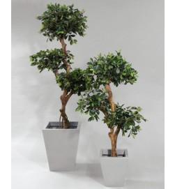 Ficus retusa, konstgjort träd