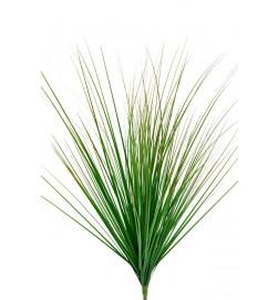 Gräs bush, grön, konstgjort