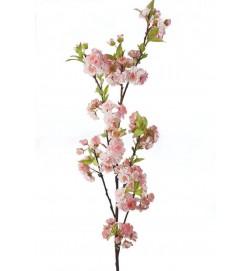 Körsbärsblom, rosa, konstgjord blomma