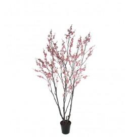 Körsbärsblom, rosa, konstgjort träd
