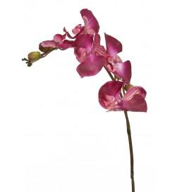 Orkidéstängel, mörk lila, konstgjord