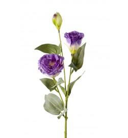 Prärieklocka, lila, konstgjord blomma