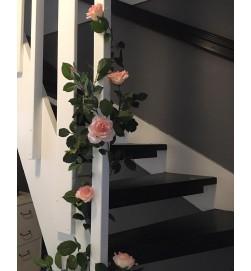 Rosengirlang, konstgjord