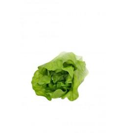 Sallat, grön, konstgjord grönsak