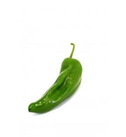 Paprika, spetspaprika grön, konstgjord