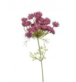 Trachelium, cerise lila, konstgjord blomma